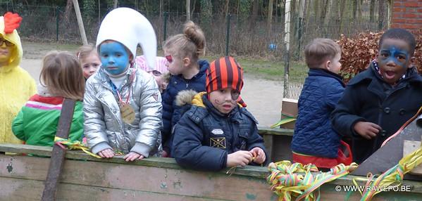 20140219 Carnaval BS Het Spoor Weelde Statie