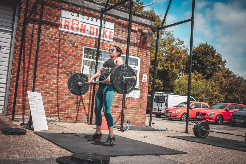 British Weightlifting Level 1 @ CrossFit Iron Duke