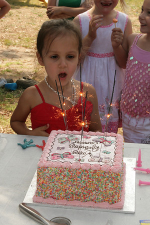 Summer's Birthday