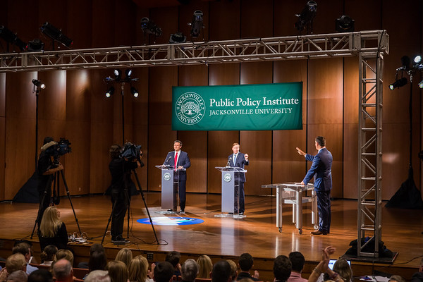 2018 08 Gubernatorial Debate & Town Hall