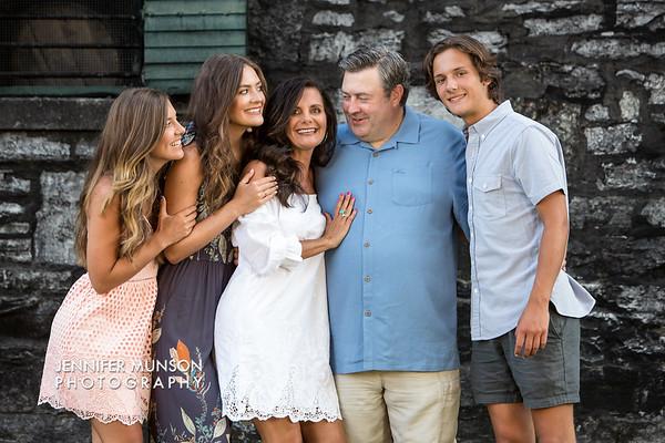 Senters family 2017