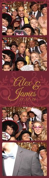 11 17 2018 Alex and James  Wedding