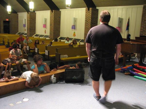 IL, Calvary Nazarene VBS, Crestwood IL, Aug 2010 053.JPG
