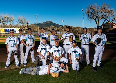 Miner Baseball 2019