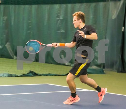 Mens Quarter-Finals - Kosiorowski vs Marquis
