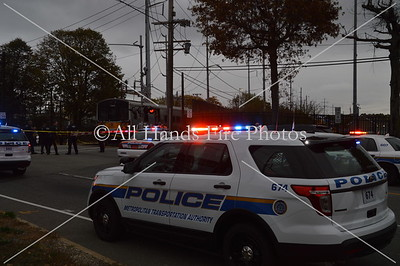20131016 - Syosset - Train Vs Pedestrian