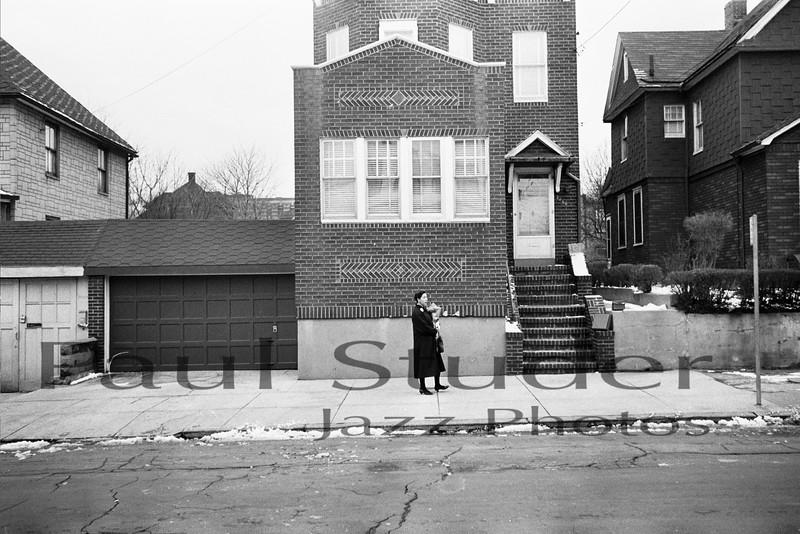 Louis Armstrong's home, Jeann Faillows