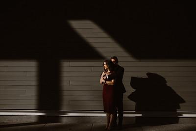 Bernadette + Jeremy's Menil Engagement