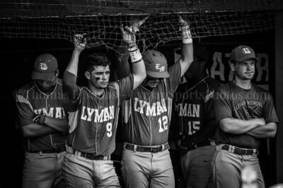 2017-06-10 LMHS Baseball vs Holy Cross (CIAC Championship)