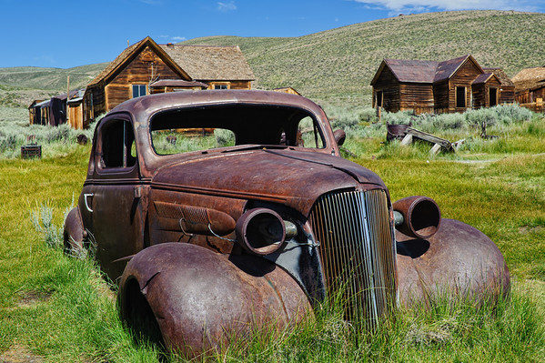 Bodie Ghost Town - California 2011