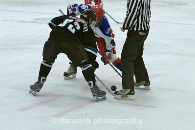 Jr Sharks vs Alaska Allstars