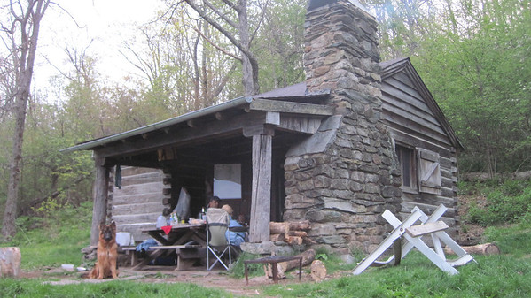 PATC Pocosin Cabin, Shenandoah NP