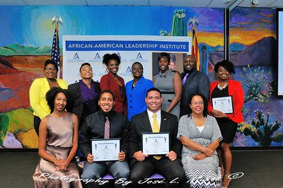 2014-12-09  African American Leadership Institute Graduation