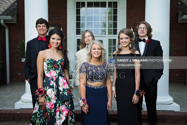 Kossuth High's Prom 2017