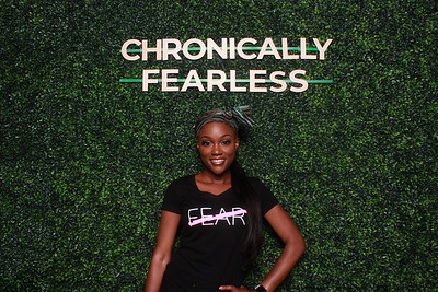 Chronically Fearless: The Fearless Factor