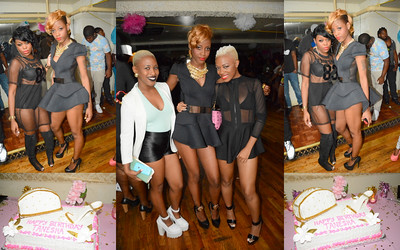 Tanesha Kute Bday Celebration
