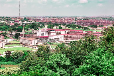 Ibadan Mesi Ogo; the old political capital of South Western Nigeria