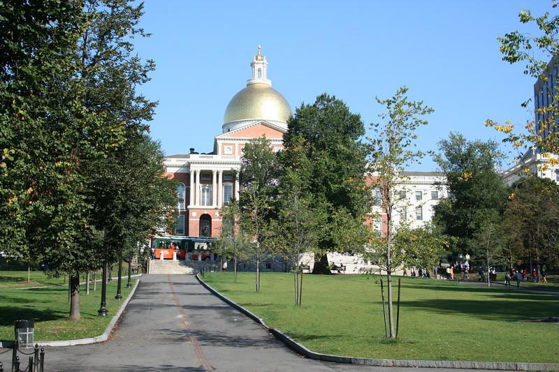 Boston Commons.
