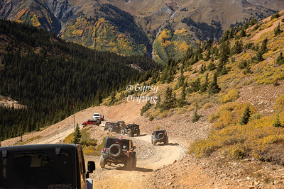Ouray Jeeps