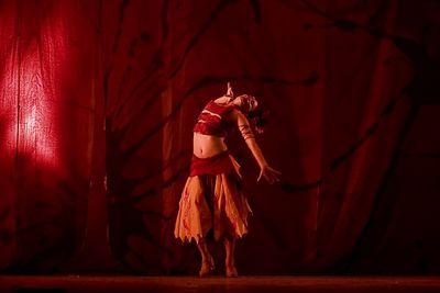 Ballet de Lizt  Alfonso - Elementos 14-08-2005