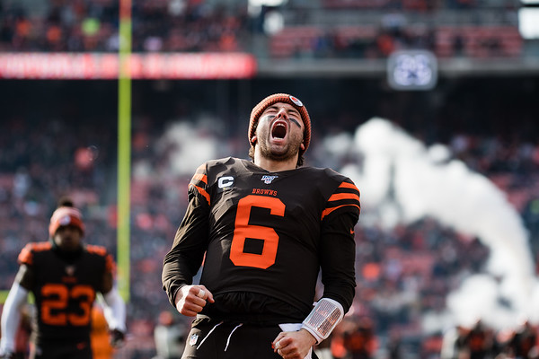 Browns vs Bengals 12-8-19