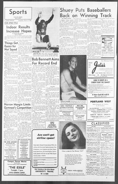 Daily Trojan, Vol. 56, No. 85, March 17, 1965