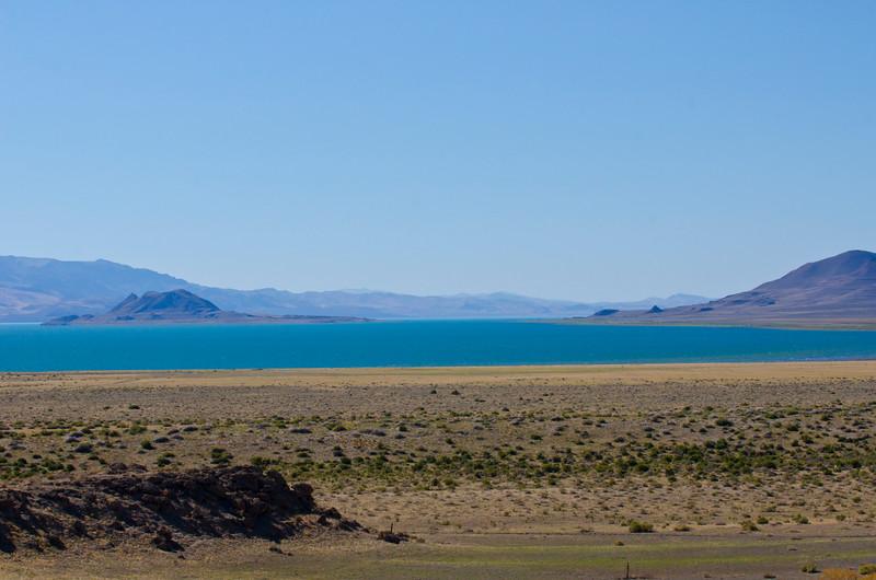 Pyramid Lake Area