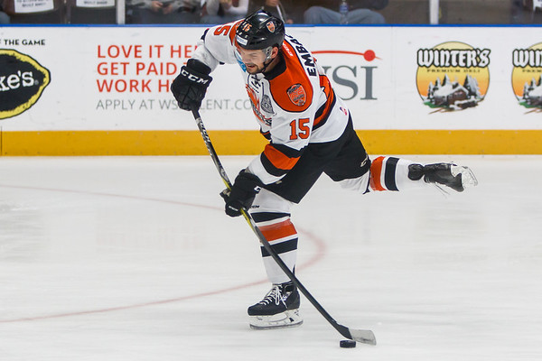 12/10/16 Komets at Kalamazoo