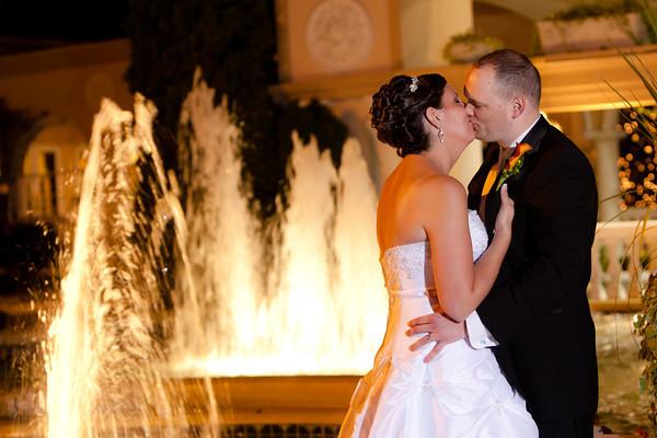 Erika and Chris 10-21-2011