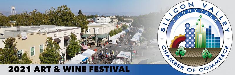2021 Sunnyvale 47th Annual Art Wine Festival
