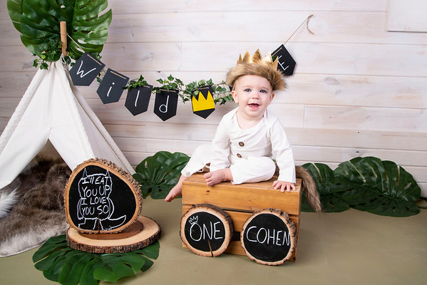 Cohen 1 Year Old 2020