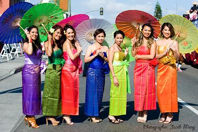 Cambodian New Year Parade:  April 12, 2015