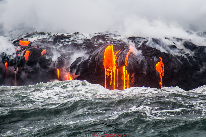 Hawaii Lava #32