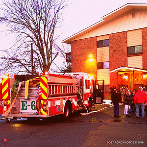 Kitchen Fire ~ 159 Kings Highway