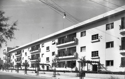 Cooperative Housing VIII - 1936