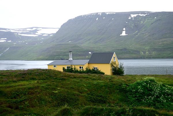 Hornstrandaferð 2011