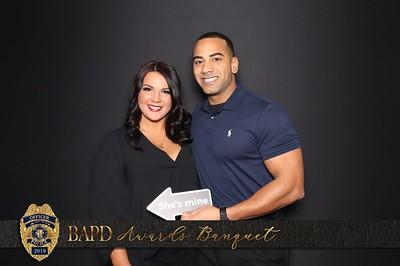 BAPD Awards Banquet 2020