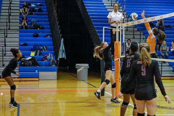 Frosh Volleyball v Hayfield 9/17/18