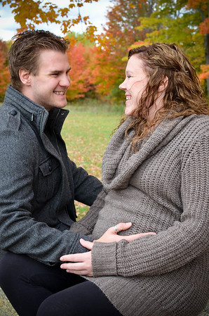 Bridgette & Curtis | Maternity