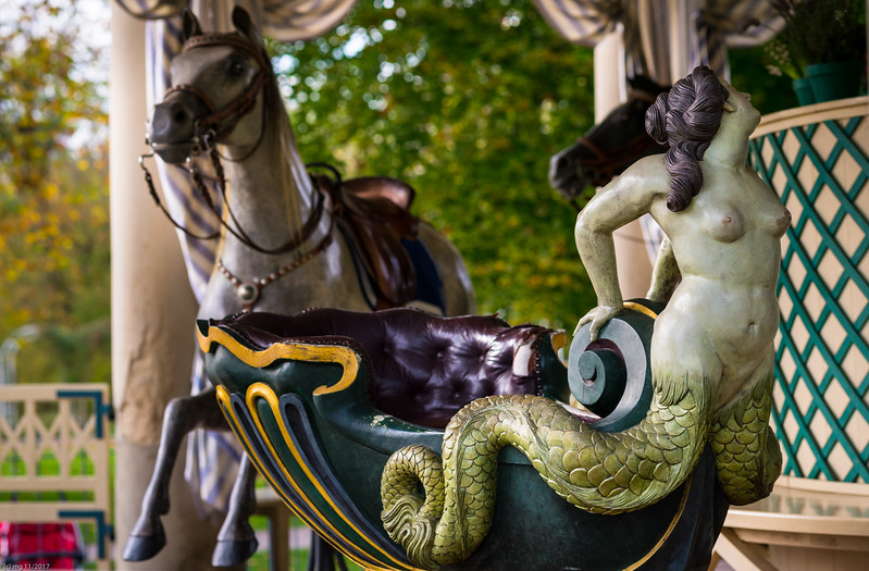 Karussellklassiker / Classic  merry-go-round