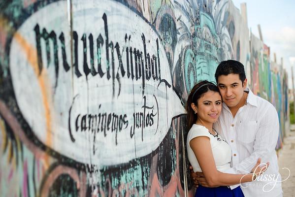 Engagement Yedid & Enrique