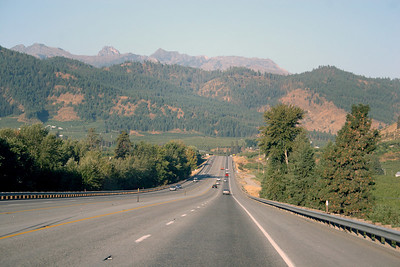 9/11/06 - Brewster, WA to Crooked River Ranch at Terrebonne, OR