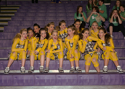 Heritage High School - dance competition - December 5, 2009