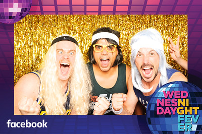 Facebook Year End Party