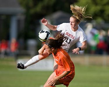 Women's Soccer August 21, 2009