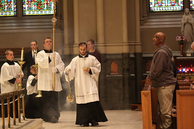 Diaconate Mass