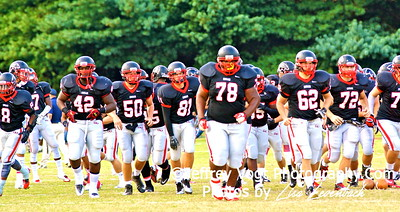09-27-2013 Quince Orchard HS vs Magruder HS Varsity Football, Photos by Jeffrey Vogt Photography with Lisa Levenbach