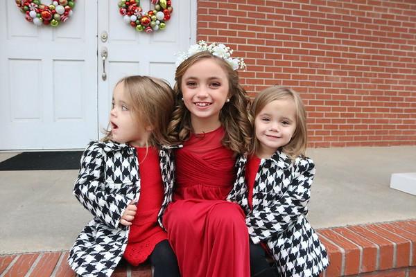 Kristen Jo-Chris  - Brides Family