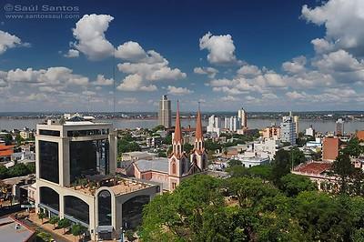 Posadas y Corrientes