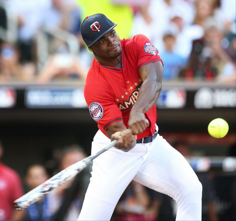 """. 8. ALL-STAR CELEBRITY SOFTBALL GAMES <p>Have NEVER given any participants a reason to quit their day job. (unranked) </p><p><b><a href=\""""http://live.twincities.com/Event/Live_coverage_of_All-Star_Futures_Game_and_Celebrity_Softball\"""" target=\""""_blank\""""> LINK </a></b> </p><p>    (AP Photo/Jim Mone)</p>"""